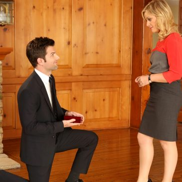 The New Mr. Darcy? How about Ben Wyatt from Parks & Rec?