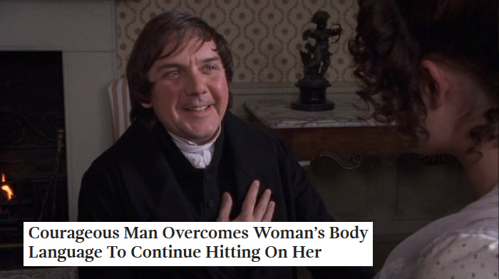 Austen + The Onion: Pride and Prejudice 1995, Part 2