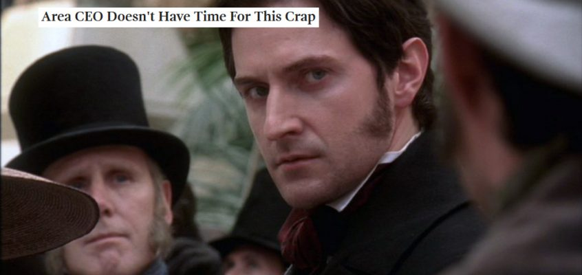 North and South + The Onion Part 3